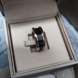 ブルガリ(BVLGARI)の美品  BVLGARI ブルガリ リング  52#(リング(指輪))