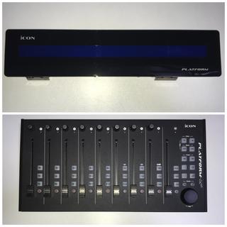 PLATFORM M+ フィジカルコントローラー 【専用ディスプレイ付き】(MIDIコントローラー)