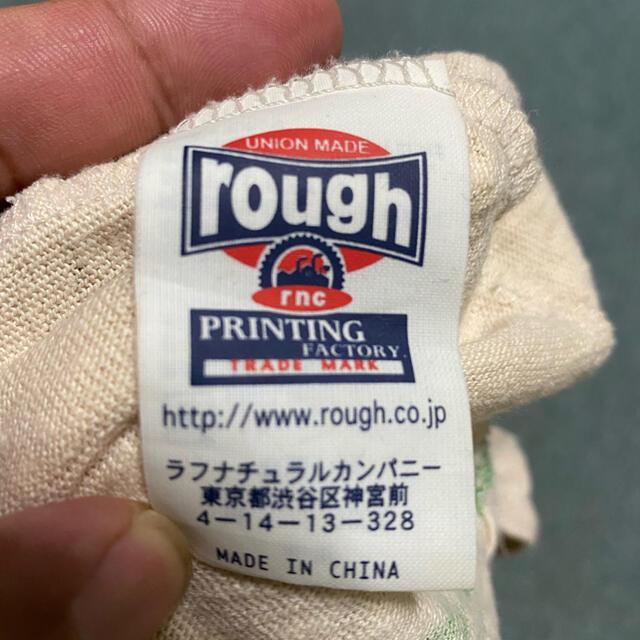 rough(ラフ)のraugh長袖シャツ レディースのトップス(シャツ/ブラウス(長袖/七分))の商品写真