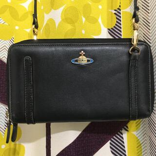 Vivienne Westwood - ヴィヴィアン☆ラムレザー財布☆革財布☆ショルダーバッグ