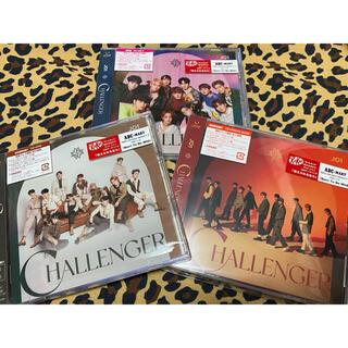 JO1 CHALLENGER DVD CD 3形態 セット
