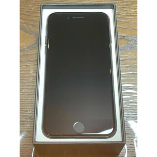 iPhone - iPhone7 Jet Black 128GB SIMフリー