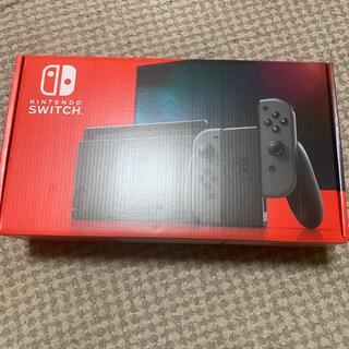 Nintendo Switch - Nintendo Switch ニンテンドースイッチ本体グレー 新品未使用