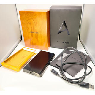 iriver - Astell&Kern A&ultima SP2000 Onyx Black
