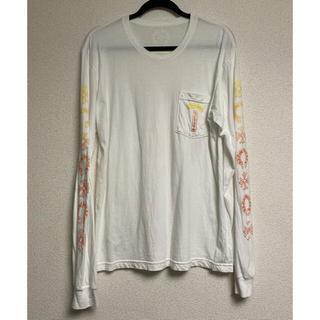 Chrome Hearts - 【L】クロムハーツ ロンT chrome hearts デニム Tシャツ