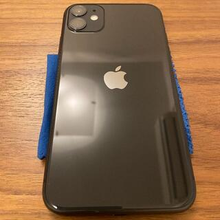 Apple - iphone11 128GB 本体 SIMカード読み込めません/初期化済み