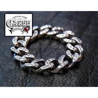キャリー(CALEE)のcalee キャリー リング 指輪 シルバー スター 星 ID (リング(指輪))