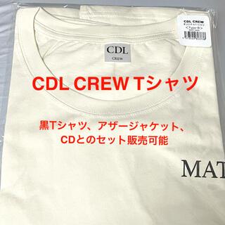 ØMI CDL CREWオリジナルT-シャツ(Type-B)
