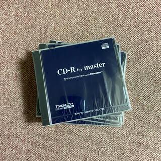 CD-R for master【新品未開封】6枚セット(その他)