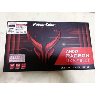 新品 Power Color  RX6700XT  12GBD6-3DHE/OC