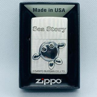 ジッポー(ZIPPO)のZippo 海物語 クジラッキー(タバコグッズ)