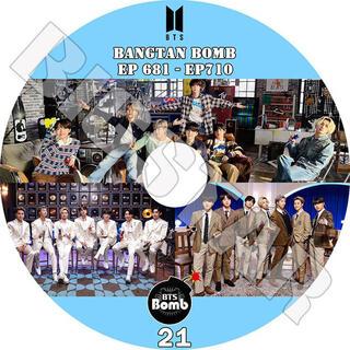 防弾少年団(BTS) - BTS BANGTAN BOMB EP1-EP710 21枚組 DVD