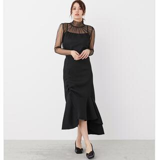 rienda - 新品未使用♡ リエンダ ドローストリングマーメイドスカート
