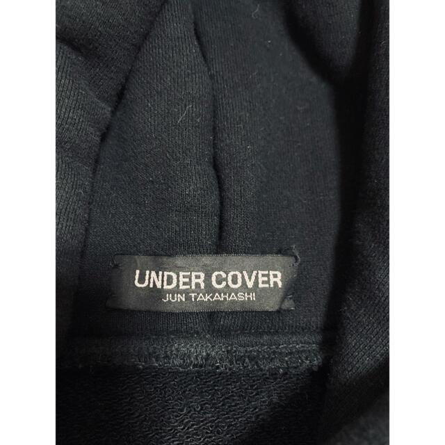 UNDERCOVER(アンダーカバー)のSALEガールズドントクライ  アンダーカバーコラボパーカー メンズのトップス(パーカー)の商品写真