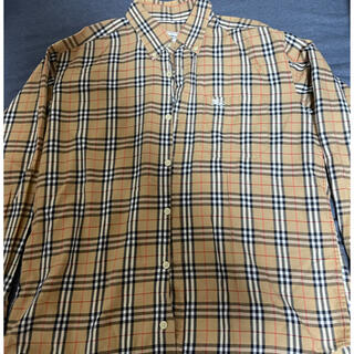 BURBERRY - ★美品★ Burberry バーバリー ノバチェックシャツ 長袖シャツ