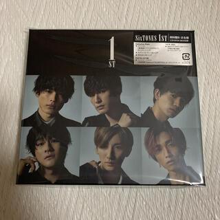 Johnny's - SixTONES 1ST(音色盤) 初回B 新品未開封 ストーンズ アルバム