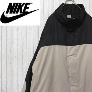 ナイキ(NIKE)のNIKE ナイキ 中綿 ダウンジャケット 肉厚 ジップアップ ビッグサイズ L(ダウンジャケット)