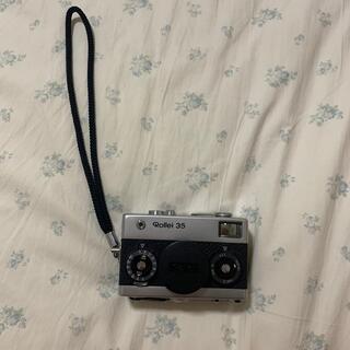 キョウセラ(京セラ)のrollei 35(フィルムカメラ)