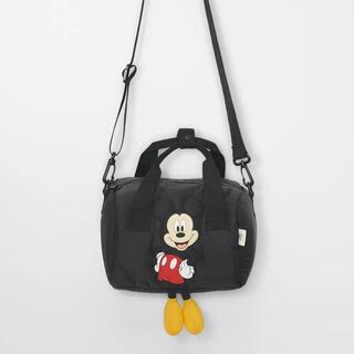 ミッキーマウス - 【新品未使用】ミッキー ショルダーバッグ 2wayバッグ ぬいぐるみ