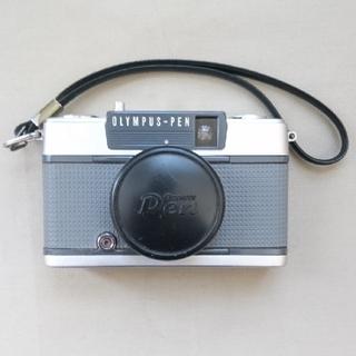 OLYMPUS - オリンパス ペン EE-2 ハーフ判フィルムカメラ