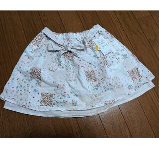 エニィファム(anyFAM)の新品  エニィファム anyFAM スカート 110センチ(スカート)