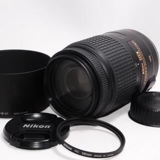 ニコン(Nikon)の❤️遠くの撮影に重宝❤Nikon AF-S 55-300mm 超望遠レンズ(レンズ(ズーム))
