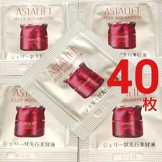 ASTALIFT - アスタリフト ジェリーアクアリスタ 40枚