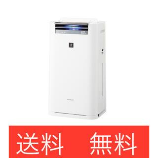 シャープ(SHARP)のシャープ 加湿空気清浄機 KI-JS70-W(空気清浄器)