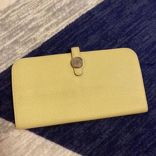 Hermes - 2015年製最新刻印 エルメス ドゴン ロングタイプ ウォレット 長財布