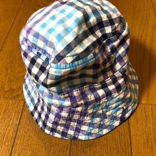 エニィファム(anyFAM)のベビー帽子 46センチ ハット anyFAM エニィファム(帽子)