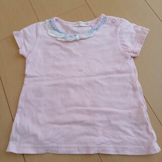 ウィルメリー(WILL MERY)のパステルピンク Tシャツ(Tシャツ/カットソー)