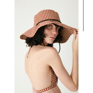 ENFOLD - 完売品!今季nagonstans ナゴンスタンス ハット 帽子