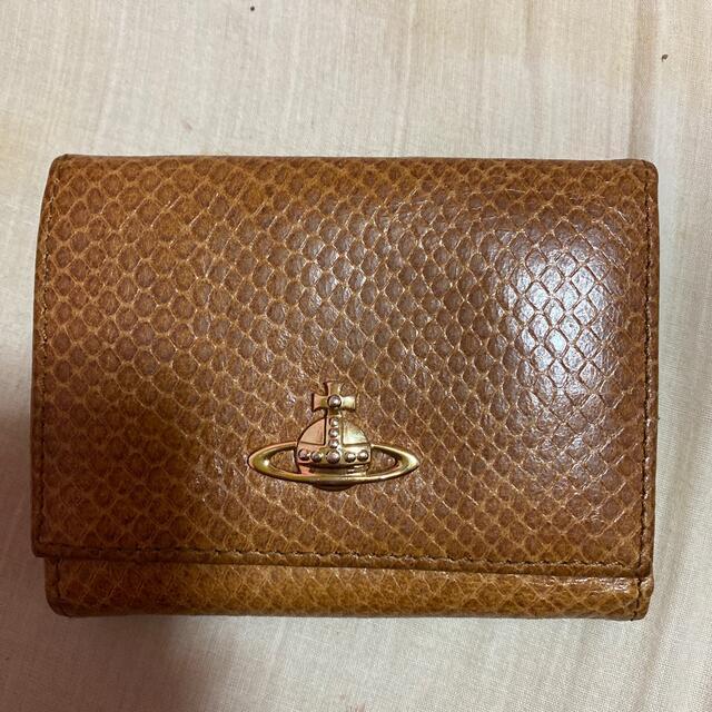Vivienne Westwood(ヴィヴィアンウエストウッド)のヴィヴィアンウエストウッド レディースのファッション小物(財布)の商品写真