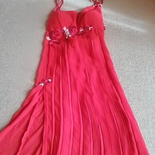 Wacoal - ワコール サルート『レッドカーペット』豪華高級 ナイトドレス スリップ