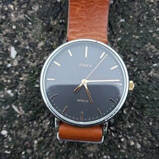 ◆ TIMEX ◆ ウィークエンダ- フェアフィールド 時計 タイメックス