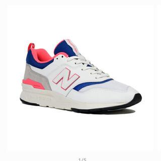 New Balance - ニューバランス CM997H ホワイト 未使用 24.5