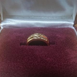 ジュエリーマキ - k18ダイヤモンドリング