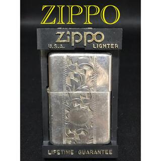 ジッポー(ZIPPO)のZippo ジッポー  スターリングシルバー 1996年製(タバコグッズ)