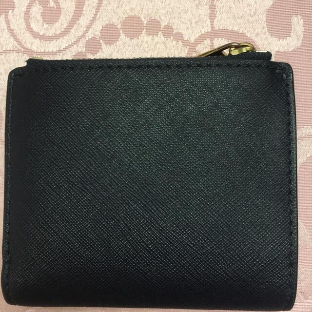 Tory Burch(トリーバーチ)のトリーバーチ 二つ折り財布ネイビー レディースのファッション小物(財布)の商品写真
