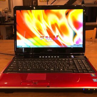 富士通 - FMV BIBLO NFG70 i5 4GB HDD500GB ノートパソコン