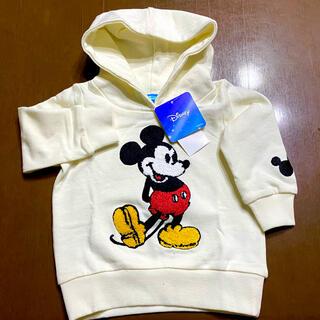 ディズニー(Disney)のディズニーキッズ パーカー80 新品(トレーナー)