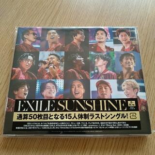エグザイル(EXILE)のSUNSHINE(Blu-ray Disc付)(ポップス/ロック(邦楽))