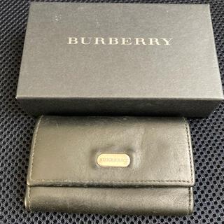 バーバリー(BURBERRY)のBURBERRY バーバリー キーケース  最安値 お値下げ中(キーケース)