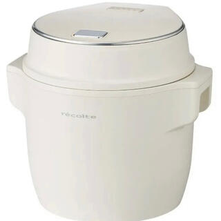 recolte コンパクトライスクッカー RCR-1  炊飯器