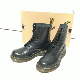 Dr.Martens - 【箱付き美品】ドクターマーチン PASCAL 8ホール ブーツ 24cm