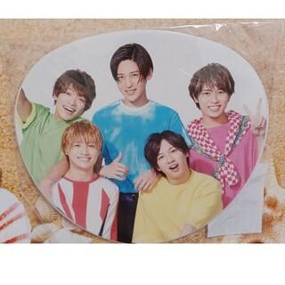Johnny's - 宇宙Six SummerParadise2018団扇