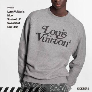 LOUIS VUITTON - vuitton NIGO ヴィトン ニゴ スウェット Mサイズ