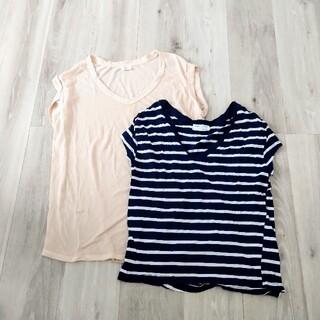 ZARA - ZARA Tシャツ 2枚セット