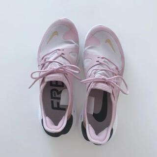 NIKE - ナイキ プーマ アディダス 25 ピンク スニーカー ジョギング