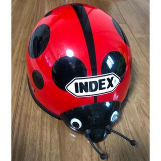 キッズヘルメット レディバグ 子供用ヘルメット てんとう虫(自転車)